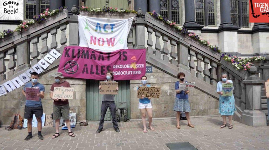 Actie klimaat
