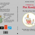 """Een prachtige vertaling van : """"Piet Konijn""""."""